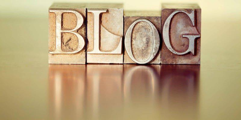 van je blog een boek maken