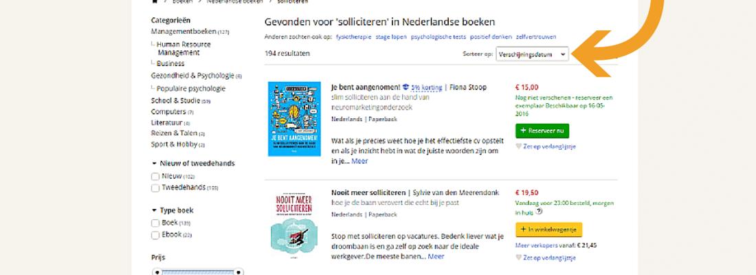 boekresearch op bol.com