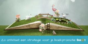 Ingrediënten van een boekpromotiestrategie