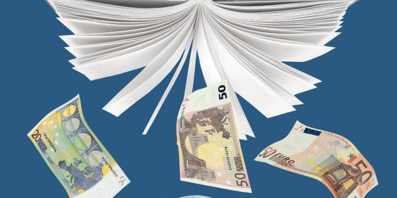 inkomsten boek en 5 manieren om geld te verdienen met een boek